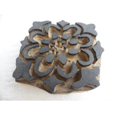画像2: トカットのハンドプリントに使われる木版  Cintamani Gobek   13.5 ×13cm