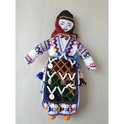 画像1: トカットの木製スプーンの手作り人形