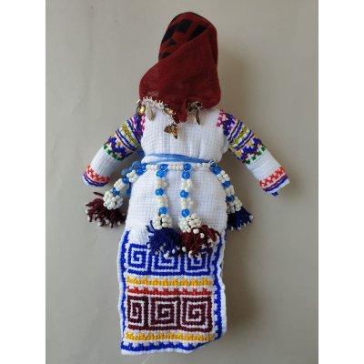 画像2: トカットの木製スプーンの手作り人形